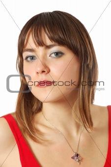 Nice fresh young woman