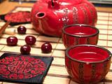 Sake drinking set