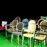 Chairs angle