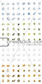 Modern logo designs