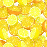 Citrus seamless tile