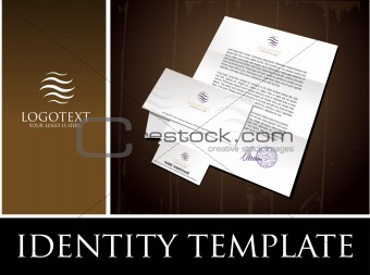 identity tmplate