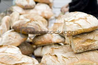 Bread at the Market