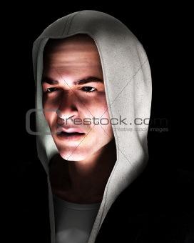 Thug In Hoodie 5