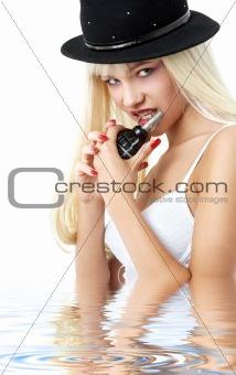 grenade girl