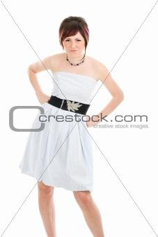 Capricious woman