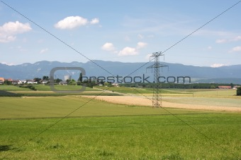 Countryside electricity