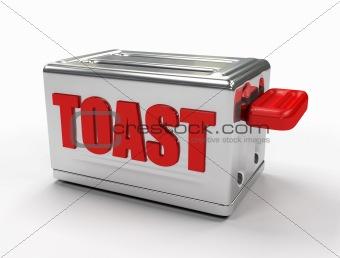Modern toaster