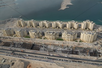Coastal Settlement In Dubai