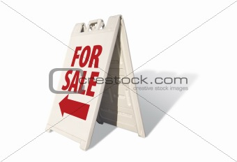 For Sale Tent Sign