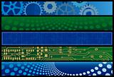 Technology Web Banners