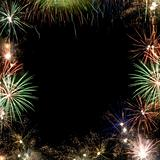 Fireworks frame