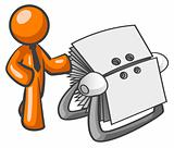 Orange Man Directory Listing