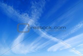 Celestial signature.