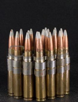 .50 BMG bullets