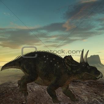 Diceratops-3D Dinosaur