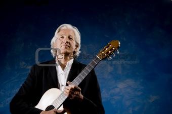 Classical Guitarist