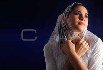 Faithful woman