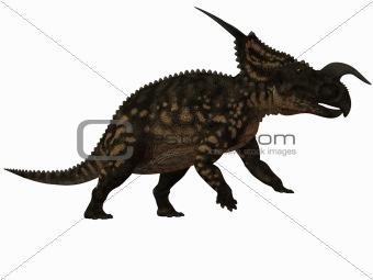 Einiosaurus-3D Dinosaur
