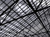 Roof Structure Silhouette