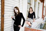 Two Beauty Girls