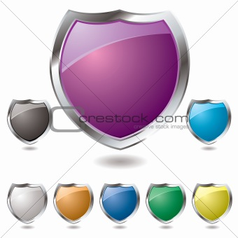 modern shield