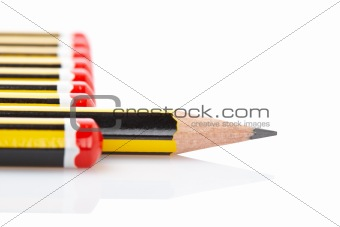 Assortment of pencils