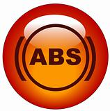 antilock brake system icon