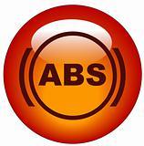antilock brake system icon