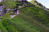 Walking Along the Panoramic Path